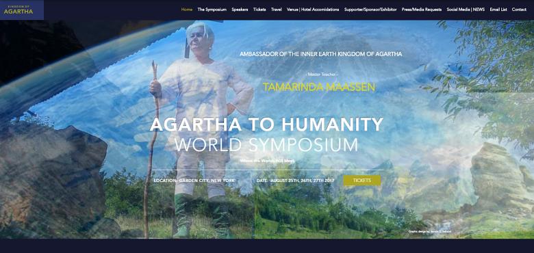 Agartha To Humanity
