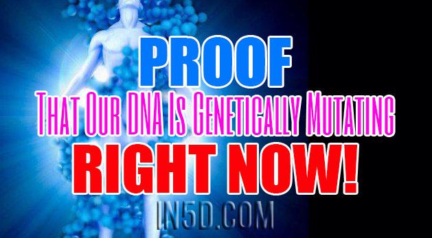 DNA Mutating