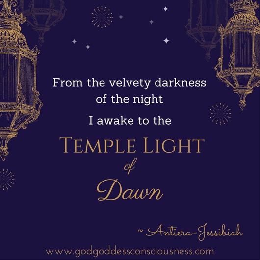 Temple Light of Dawn by Antiera-Jessibiah