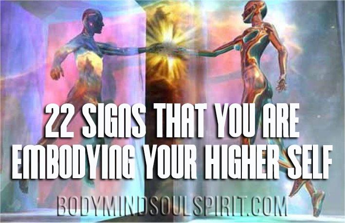 Embody Higher Self