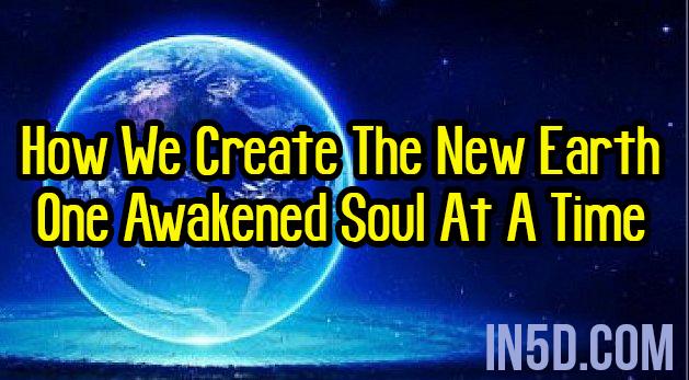 Create New Earth