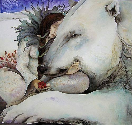 Artwork- Jackie Morris