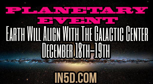 Planetary Event