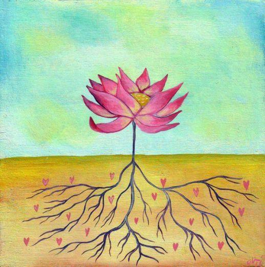 379ebd085af2d37ec844d92b431668b5--lotus-art-the-weeds