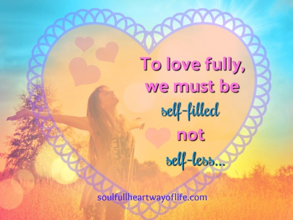 to love fully 2