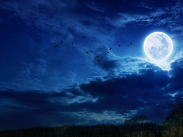 March Blue Moon  ~ Unlock and Release ~ March 31,2018 bycindyloucbp