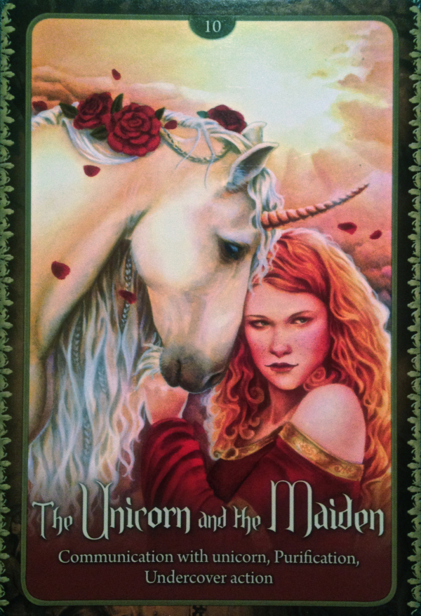 The Unicorn and The Maiden