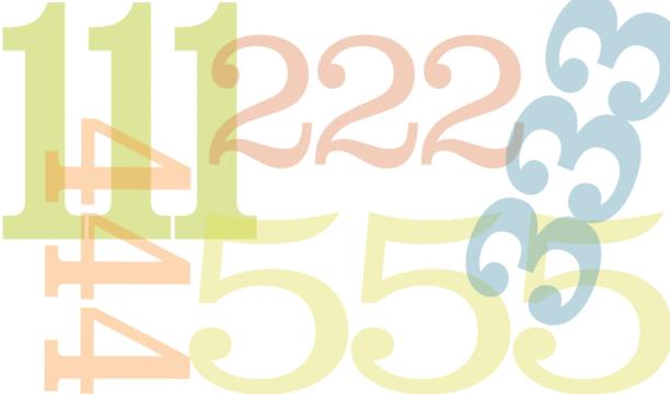masternumbers