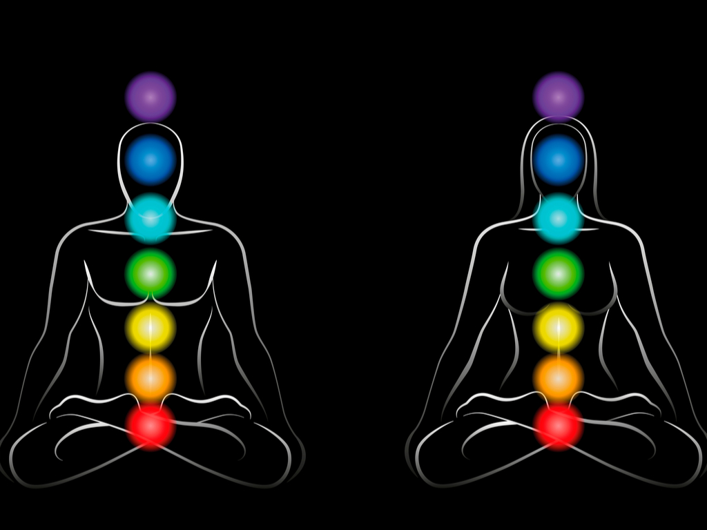 Ascension Finds Expression Through The Lower Three Chakras
