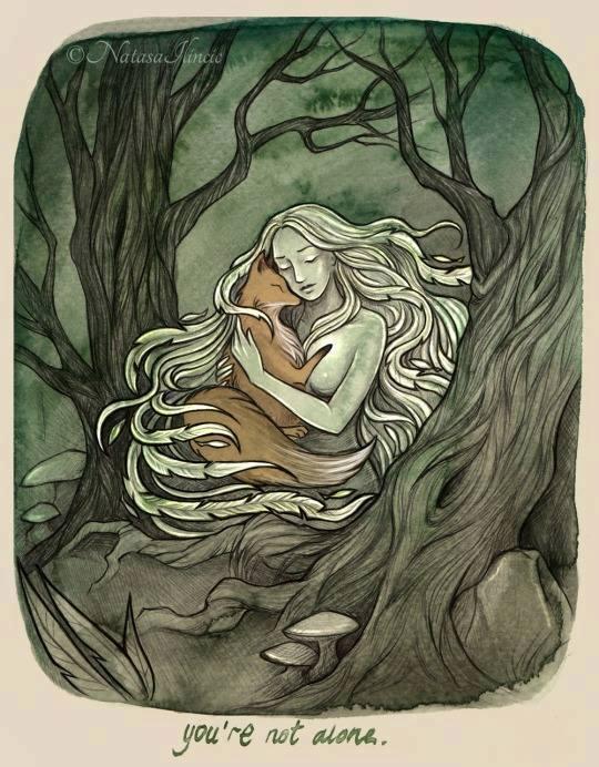 Art by Natasa Ilincic
