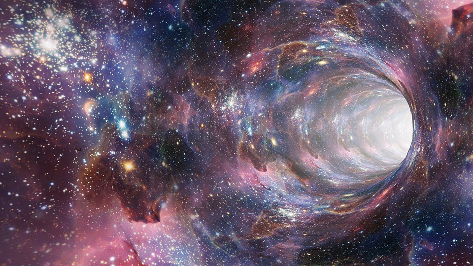 Stepping Into The Wormhole Between Who You Were & Who You AreBecoming