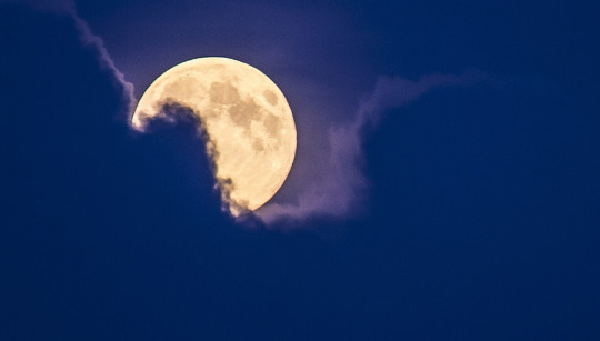 Supermoons and Black Moon Lilith: Choosing Greed or Greater Good