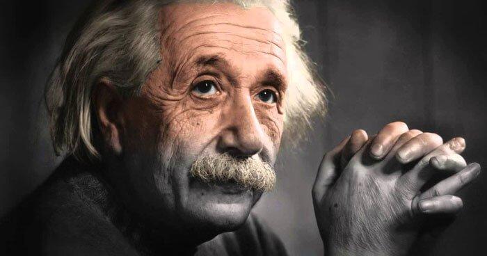 The spiritual wisdom of Albert Einstein