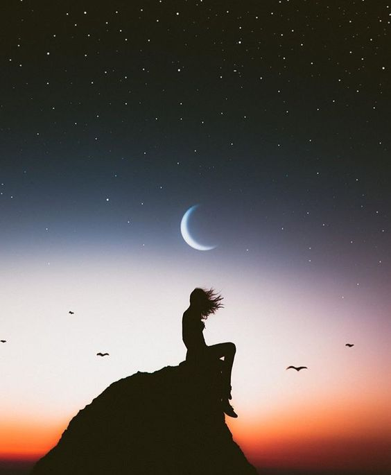 new moon cliff