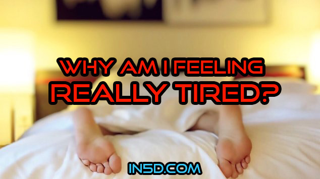 Why Am I Feeling Really Tired?