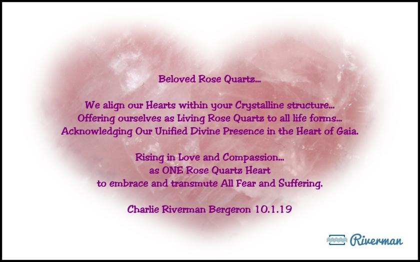 Beloved Rose Quartz